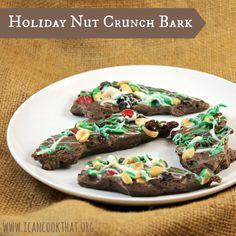 Holiday Nut Crunch Bark #GoNutsForNuts #shop