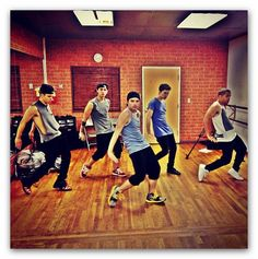 Midnight Red. Man, they've got the moves.;)