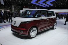 The rumor of an affordable electric Volkswagen Bus concept to be shown at next month's Consumer Electronics Show first appeared in September, just before the VW diesel emission scandal erupted. In the wake of a pledge to boost its vehicle electrification efforts, Volkswagen has now confirmed that it will show.. pic: 2011 Volkswagen Bulli Concept live photos