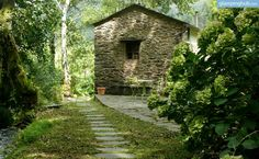 2 cottages near atl coast north west spain