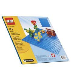 "LEGO Bricks & more Blue Building Plate - 32 x 32 Studs (10"" x 10"") - http://cooltoydeals.com/lego-bricks-more-blue-building-plate-32-x-32-studs-10-x-10-2/ http://cooltoydeals.com/wp-content/uploads/2013/02/51-2B71QQpRvL.jpg"