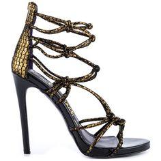 Peale - Black by London Trash heels.com $159.99