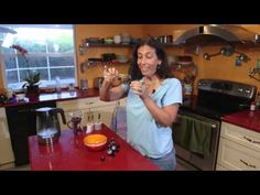 Essential Oil Steam for Sinus Relief - YouTube- from Aromahead Institute/Andrea Butje