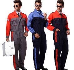 Men's Nylon Coveralls | New One Piece Men's Coveralls Workwear Good Quality Jumpsuit for Men ...