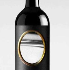 Ego Wine Packaging is Crisply Composed for the Narcissistic Connoisseur http://www.trendhunter.com/trends/ego-wine-packaging