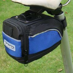 Bicycle bag-2012 NEW Cycling Bike Bicycle saddle seat Tail Bag Blue waterproof xh5gt1s Bicycle frame bag are a great way to get gear off your back. At 77and7.com Bicycle Shops we know Racks and Panniers Bags Bicycle. We are the source for the largest variety of high quality Bicycle Bags.