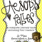 Fables are fabulous! That's what your students will learn while participating in this thematic unit on Aesop's fables.     I have included The Lion a...