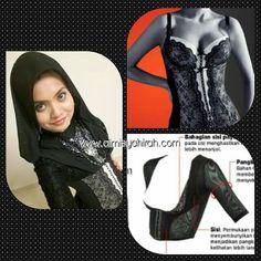 680c26311860f Nothing can compare to this magical lingerie. Keyakinan bermula dari  kecantikan dalaman. FREE TRIAL