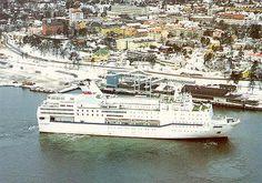MS Anna Karenina  Baltic Line  Kiel-Stockholm-St. Petersburg