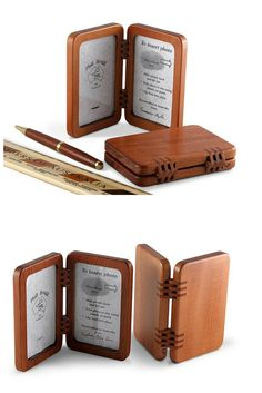 Beautifully crafted and made with either Tasmanian Blackwood or Tasmanian Myrtle. Hinged Photo Frames   Australian Woodwork