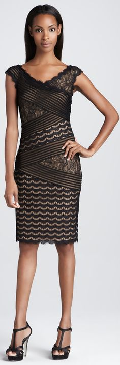 Tadashi...Neiman Marcus - that fabulous black dress everyone must have!