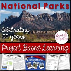 PROJECT BASED LEARNING ACTIVITY: NATIONAL PARKS Slideshow,