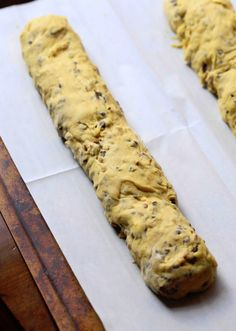 Cake Mix Biscotti is a simple shortcut recipe that is endlessly adaptable! It's crunchy on the outside, tender on the inside with the perfect amount of sweetness. Mix and match your favorite flavor combos! Carrot Cake Cookies, Biscotti Cookies, Cake Mix Cookies, Recipes Using Cake Mix, Cake Mix Cookie Recipes, Dessert Recipes, Brunch Recipes, Vanilla Cake Mixes, Chocolate Cake Mixes
