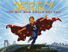 Chidren's book for kids with CF. Written by Jerry Cahill - 53 year old badass with CF.