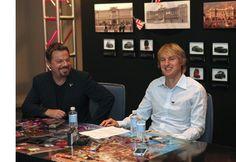 Owen Wilson & Eddie