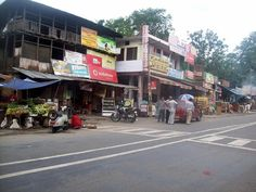 Kathgodam Market - where get the train to Delhii - Naveen Joshi Nainital, Street View, Train, Marketing, Strollers