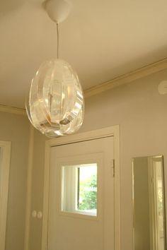 Beautiful DIY lamp