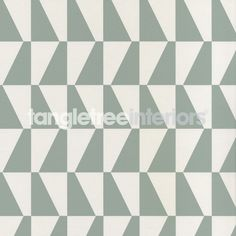 Borås Tapeter/Scandinavian Designers Wallpaper/Trapez by Arne Jacobsen