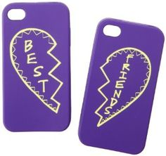 Amazon.com: Rebecca Minkoff Best Friends Iphone Set 15VSSIXHO2 Wallet,Grape,One Size: Clothing