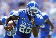 NFL Draft: Kentucky's Winston Guy and Danny Trevathan Picked in Sixth Round