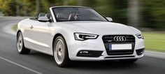 Audi A5 Cabriolet 1.8 TFSI 177ps S Line Leasing