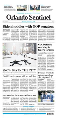 Orlando Sentinel New York Post, Health Care, City, Cities, Health