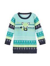 Self Esteem Fox Sweater – Toddler & Girls 4-6x