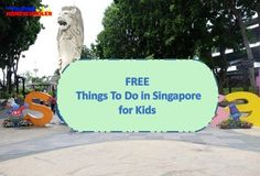 Free Things To Do in Singapore for Kids — The Filipino Homeschooler Universal Studios Singapore, Gardens By The Bay, Free Things To Do, Filipino, Marina Bay Sands, Stuff To Do, Homeschool, Kids, Travel