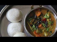 South Indian Sambar | Madras Sambar | Tamil Sambar  | A2B Style Sambar |...