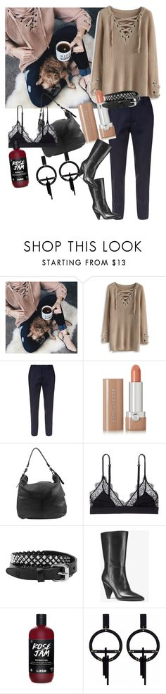 """""""Moody"""" by heidibartholdy on Polyvore featuring Chicwish, La Perla, Marc Jacobs, Day & Mood, LoveStories, Rust Mood, MICHAEL Michael Kors and Toolally"""