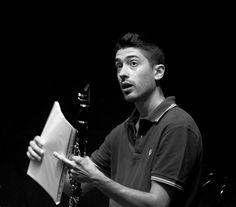 Trio Schau: Edoardo Lega, clarinetto