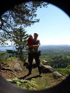 Rauhasi Luonto Luontosi Rauha: Elämän ensimmäinen vuori!  #Norja  #Lapsiretki  #Luonto