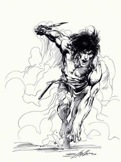 Conan by Neal Adams *
