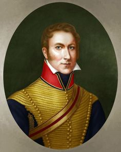 Captain William Bell of the Bengal Horse Artillery.