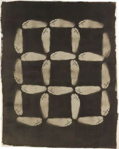 Rashid Johnson, Manumission Papers, 2002
