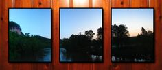 another beautiful sunset captured on a missouri bridge and printed out into 11x14 frames...