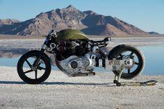 Confederate Motorcycles X132 Hellcat Combat