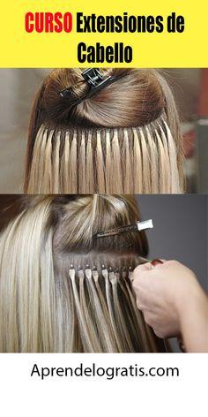 Hair Extensions Tutorial, Professional Hair Extensions, Hair Looks, Beauty Hacks, Wigs, Hair Beauty, Halle, Dreadlocks, Hairstyle