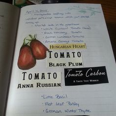 (Why didn't I think of this?) Learn how you can express your creativity through your garden journal