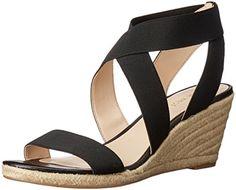 Nine West Women's Jenafir Fabric Wedge Sandal, Black/Blac... https://www.amazon.com/dp/B01KTUBGL2/ref=cm_sw_r_pi_dp_x_zJjhzbHFH005M