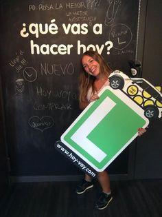 CLAUDIA GONZALEZ!!! #hoyvoy #autoescuela #granollers