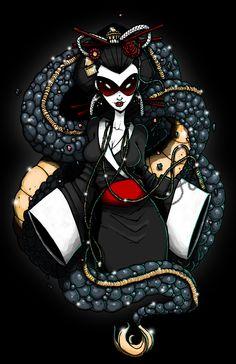 geisha 3 by ericdixon*