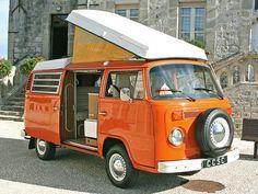 Volkswagen Transporter, Volkswagen Bus, Vw T1, Pickup Camper, Bus Camper, Vintage Campers Trailers, Camper Trailers, Kombi Clipper, Combi T2