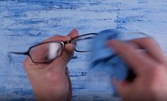 Check out these ways to remove those scratches and gunk from your glasses for good. Scratched Glasses, Eye Doctor, Baby Shampoo, Simple Life Hacks, Rubbing Alcohol, Whitening, Cleaning Hacks, Eyeglasses, Glass Cleaners