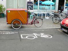 Cargo Bike City Hack