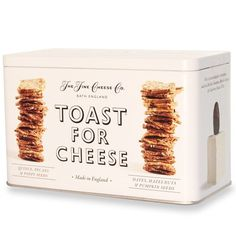 Toast for Cheese Gift Tin