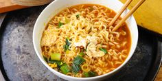 Are you looking for the best Ramen restaurants in New York? Stop your search at Zen Ramen & Sushi, we are famous for our Ramen dish and other Japanese food. Our chef's are expert in giving best taste of food. Visit us today! Ramen Recipes, Ramen Hacks, Food Hacks, Comida Ramen, Japanese Noodle Dish, Japanese Soup, Crack Chicken Noodle Soup, Chicken Soup, Side Dishes