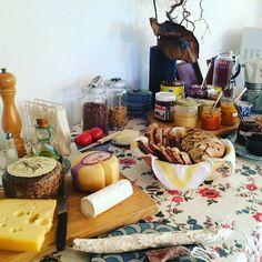 Our breakfast at is Dairy, Cheese, Fresh, Breakfast, Food, Wheels, Meal, Eten, Meals