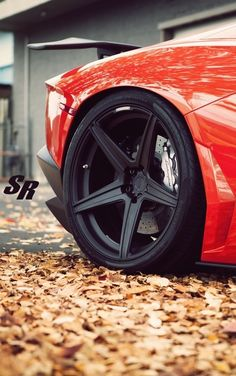Lamborghini Aventador on ADV.1...