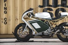 Doppelgänger: Kaspeed's Ducati track day SuperSport Ducati Motorcycles, Custom Motorcycles, Custom Bikes, Cars And Motorcycles, Ducati 900ss, Ducati Supersport, Car Racer, Cafe Racer Build, Sportbikes